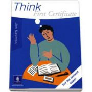 Think First Certificate coursebook. New Edition (For the revised exam)