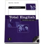 Mark Foley, Total English Elementary Workbook with Key and CD-ROM