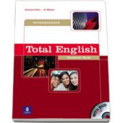 Total English Intermediate Student s Book and DVD pack