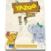 Yazoo Level 1 Activity Book with CD-Rom (Charlotte Covill)