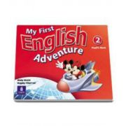 Musiol Mady, My First English Adventure, level 2. Pupils Book