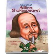 Celeste Davidson Mannis, Cine a fost William Shakespeare? - Ilustratii de John O Brien