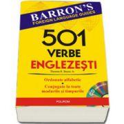 501 verbe englezesti - Contine CD