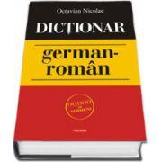 Dictionar german-roman. Editie cartonata