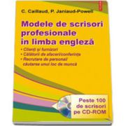 Modele de scrisori profesionale in limba engleza cu CD