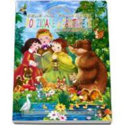 Carticica mea cu cele mai frumoase poezioare si cantecele ale copilariei - Editie ilustrata color