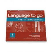 Cunnigham Gillie, Language to Go Pre-Intermediate level class CD