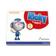 Simmons Naomi, Ricky The Robot level 1. Activity Book