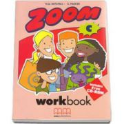Zoom level C Workbook with CD-Rom - H. Q. Mitchell