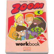 Zoom level C Workbook with CD-Rom - H. Q. Mitchell