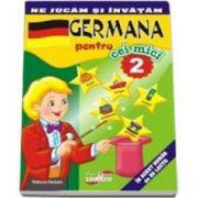 Ne jucam si invatam - Germana pentru cei mici. Volumul II (Contine 20 de lectii)