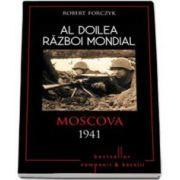 Forczyk Robert, Al Doilea Razboi Mondial. Moscova 1941