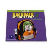 Mario Herrera, Backpack Global level 5 Students Audio CD