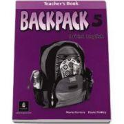 Herrera Mario, Backpack level 5. Teachers Book