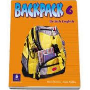 Herrera Mario - Backpack level 6. Students Book