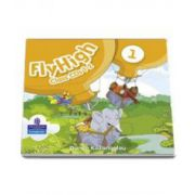 Danae Kozanoglou, Curs de limba engleza Fly High level 1 class Audio CD (2 CDs)