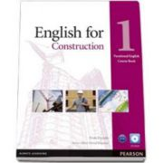 Evan Frendo, English for Construction level 1. Vocational English Coursebook with CD-Rom