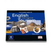 Peter Strutt - English for International Tourism Intermediate level. Class CD 1-2