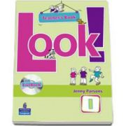 Parsons Jennny, Look! level 1 Teachers Book with LiveBook