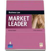 Market Leader - Business Law - Robin A. Widdowson