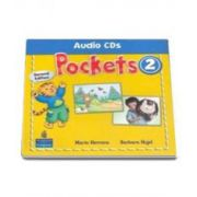 Herrera Mario, Pockets level 2 class Audio CD
