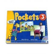 Herrera Mario, Pockets level 3 Students Book