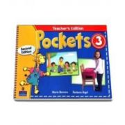 Herrera Mario, Pockets level 3 Teachers Book