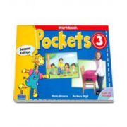 Herrera Mario, Pockets level 3. Workbook