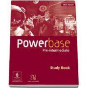 Fareham Chris, Powerbase Pre-Intermediate level. Study Book