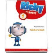 Simmons Naomi, Ricky The Robot level 1. Teachers Book