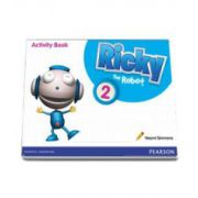 Simmons Naomi, Ricky The Robot level 2. Activity Book