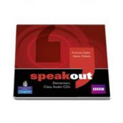 Eales Frances, Speakout Elementary level class Audio CD