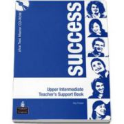 Fricker Rod, Success Upper-Intermediate Teachers Book with Test Master CD-Rom