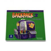 Backpack level 2 Global, Audio CD (Mario Herrera)