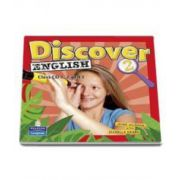 Hearn Izabella, Discover English Global Level 2 class Audio CD (3 CDs)