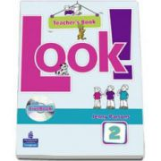 Parsons Jennny, Look! level 2 Teachers Book with LiveBook