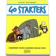 Go Starters. Cambridge Young Learners English Tests. Students Book with CD (2 CDs)