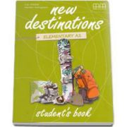 New Destinations Elementary A1 level Students Book - British Edition (H. Q. Mitchell)