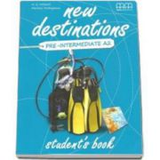 New Destinations Pre-Intermediate A2 Students Book (Mitchell H. Q.)