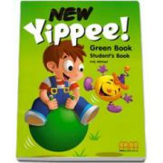 New Yippee! Green Book Students Book with Stickers (H. Q. Mitchell)