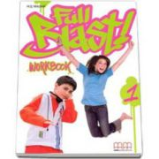 Full Blast! level 1, Workbook with CD-Rom (H. Q. Mitchell)