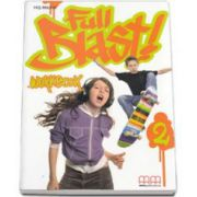 Full Blast! level 2 Workbook with CD-Rom (H. Q. Mitchell)