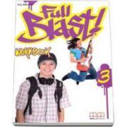 Full Blast! level 3 Workbook with CD-Rom (H. Q. Mitchell)
