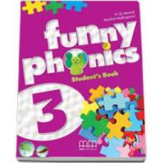 Funny Phonics level 3 Students Book (Mitchell H. Q.)
