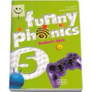Funny Phonics level 5 Students Book (Mitchell H. Q.)