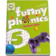 Funny Phonics level 5 Students Book (Mitchell H. Q.)