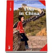 Lisa In China. Readers pack with CD level 2 - H. Q. Mitchell