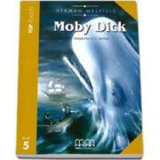 Herman Melville - Moby Dick. Story adapted by H. Q. Mitchell. Readers pack with CD level 5