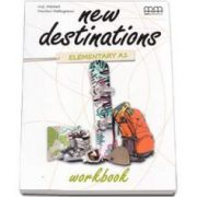 New Destinations Elementary A1 level, Workbook - British Edition (H. Q. Mitchell)