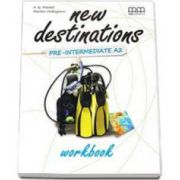 New Destinations, Pre-Intermediate A2 Workbook (Mitchell H. Q.)